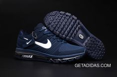 buy popular 07a6f 2dc43 Air Max 2017 Navy Blue White TopDeals, Price   87.00 - Adidas Shoes,Adidas  Nmd,Superstar,Originals