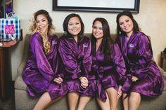 Bridesnaid gift Bridesmaid Robes Satin Bridesmaid Robes