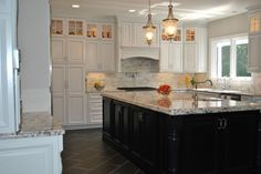 Delicieux Dark Wood Kitchen Islands ~ Http://modtopiastudio.com/ideas For