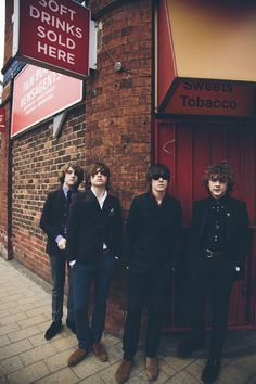 The Strypes // Q Magazine / Leeds / May 2013