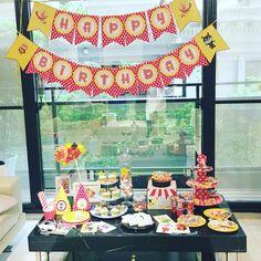 Anpanman Birthday party