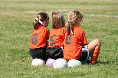Teamwork, the sweet taste of victory, and the bitterness of defeat are just a few of valuable lessons children can learn from team sports.