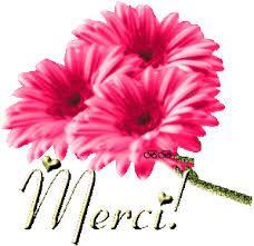 * Gifs Merci * - (page - Tubes de Luscie Thank You Wishes, Thank You Greetings, Thank You Notes, Thank You Cards, Merci Gif, Bisous Gif, Thank You Card Template, Happy Friendship Day, Tank You