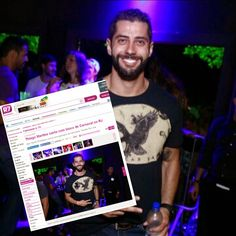 Team Marcelo MZ - News: Thiago Martins canta com bloco de Carnaval no RJ