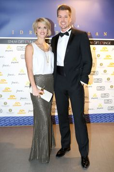 Emma Stensson och Henrik Stensson Idrottsgalan STHLM Gift Lounge