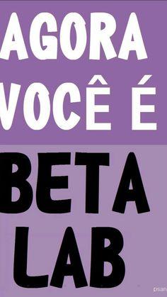 #timbeta #betaquerlab #betaseguebeta #familiabeta #sdv #betalab #tim #beta