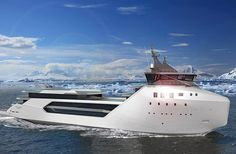 The 82 metre explorer yacht Kilkea is taking shape in Vietnam according to…
