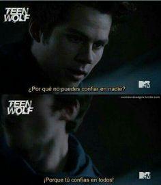 Teen Wolf español  5