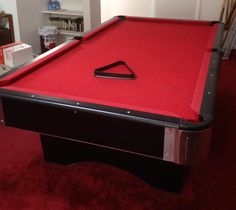 sell used pool tables near me