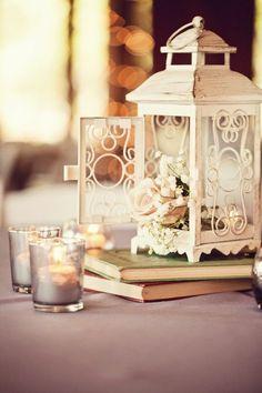 Belle idée qui va vous charmé – déco festive de mariage
