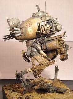 Maschinen Krieger ZbV3000 BTfT4/s1600 Krote2