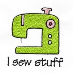 Pop Art 2 - 2 Sizes! | Words and Phrases | Machine Embroidery Designs | SWAKembroidery.com Too Cute Embroidery