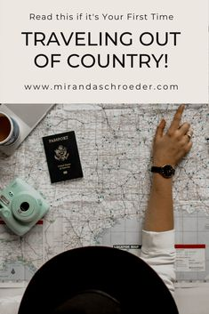 Here is everything you need to know, do and prepare for international travel. Read this post and don't make the same mistakes we did!  www.mirandaschroeder.com