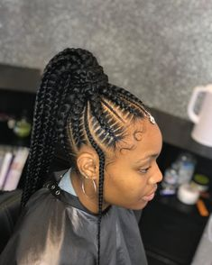 262 Best Braided ponytail images
