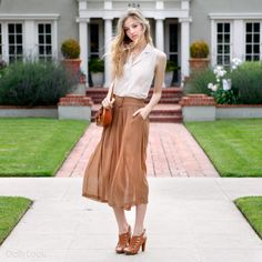 Check out Taupe Of The Morning Look by Crush Lounge & Better Be  at DailyLook