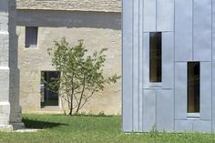 Conversion of the Former Hospital of Meursault, Meursault, 2015 - Jung Architectures