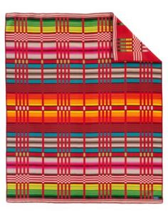 pendleton-usa.com  SONORA SERAPE BLANKET  WOW! Love these blankets.