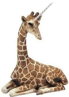 unicorn giraffe ftw