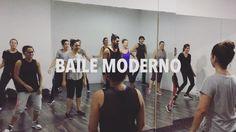 No me dirás que son divertidas las clases de #BaileModerno con Jose Luis Magaña.
