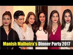 CHECKOUT Bollywood Beauties who attended Manish Malhotra's Dinner Party 2017. Click here to see the full video >>> https://youtu.be/Orujg_mAH90 #manishmalhotra #bollywood #bollywoodnews #bollywoodnewsvilla