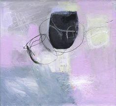 """Illusion"" acrylic on canvas Linda O'Neill ~ abby creek studios #art"