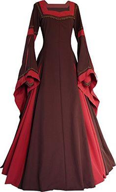 Mittelalter kleid gunstig kaufen