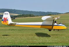 Slingsby T-21B Sedbergh aircraft picture