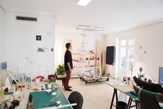 """Leading his studio, Kutarq, Jordi López Aguiló designs lighting and furniture for residential spaces with a unique and pragmatic perspective. With the constant challenge of revealing the """"soul"""" behind his objects, he offers their users not just aesthetic pieces but rather designs with personalities and lives of their own."""