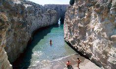 Tres bonitas playas en Milos