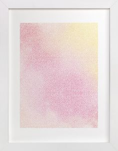Staccato Sunset by Phrosné Ras at minted.com