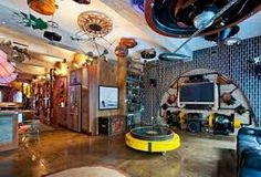 Image result for steampunk interior