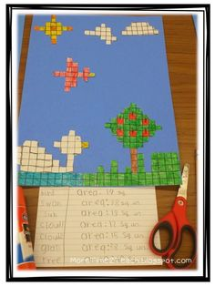 Try this engaging hands on approach to teaching area and perimeter.