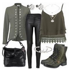 Freizeit Outfits: Dore bei FrauenOutfits.de