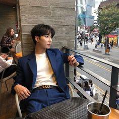 Korean Boys Hot, Korean Boys Ulzzang, Ulzzang Boy, Korean Men, Korean Girl, Korean Fashion Men, Ulzzang Fashion, Korean Street Fashion, Beautiful Boys