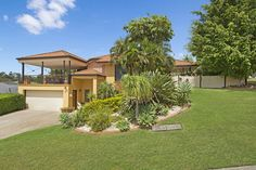 Beautiful split level home for sale in Eatons Hill, Brisbane, Qld - 4 large bedrooms, multiple living areas and 3 outdoor entertaining areas to choose from!!