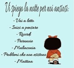 Ansia Mafalda Quotes, Peanuts Cartoon, Cheer Up, Girl Humor, Good Mood, True Stories, I Laughed, Good Morning, Quotations