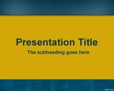 La plantilla PowerPoint para empresarios es un diseño sencillo y simple para presentaciones de todo tipo pero particularmente para usar como plantilla de PowerPoint para negocios