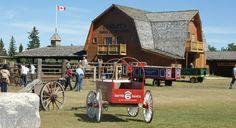 Canadá - Alberta - Rafter Six Ranch