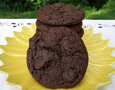 Chocolate Raspberry Truffle Cookies...Thank you Laura @ The Cooking Photographer!