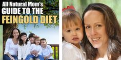 "The Feingold Diet for ADHD - I interviewed Sheri Davis, author of ""All Natural Mom's Guide to the Feingold Diet – A Natural Approach to ADHD"". You can sign up for the replay of the interview here:  If you have a child with ADHD and don't want to medicate, you'll want to learn about the Feingold diet for ADHD. It is a natural alternative that helps kids and adults alike with ADHD, autism, learning disabilities, emotional disorders and more. The"