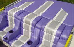 Seamlesscutom.com - boat upholstery