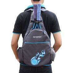 Men Women Oxford Cloth Waterproof Tennis Racquet Chest Bag Crossbody Bag  Worldwide delivery. Original best quality product for 70% of it's real price. Hurry up, buying it is extra profitable, because we have good production sources. 1 day products dispatch from warehouse. Fast &... #oxfordwomens