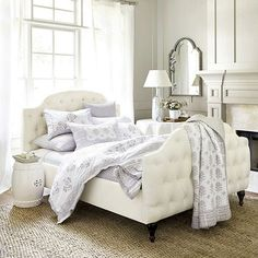 I discovered this Ava Block Print Duvet - Gray | Ballard Designs on Keep. View it now.