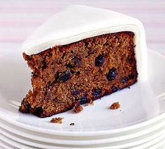 Easy apple fruit cake - can freeze 1 month before