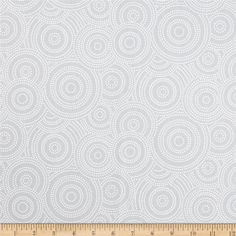 Designed by Max & Bunny for Andover, this cotton print is perfect for quilting, apparel and home decor accents.  Colors include grey and white.
