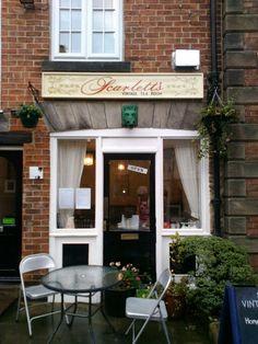 Scarlett  tea rooms