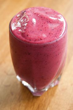 f-r-u-i-t: berry smoothie