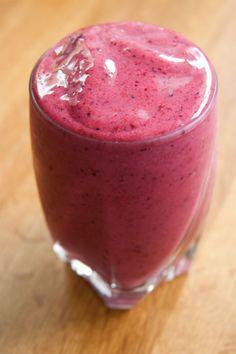 f-r-u-i-t: berry smoothie