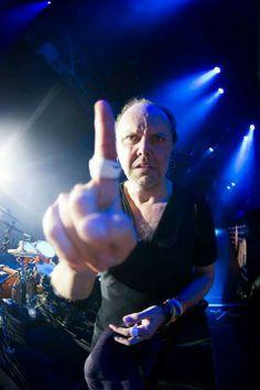 Lars Ulrich, Metallica #Metallica, #LarsUlrich