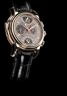 Grande Complication by Jean Dunand